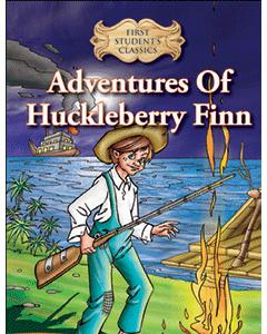 First Student Classics: Adventures of Huckleberry Finn