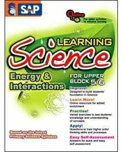 Learning Science For Upper Block 5/6: Energy & Interactions