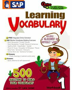 Learning Vocabulary Workbook 1