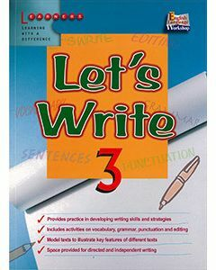 Let's Write Book 3