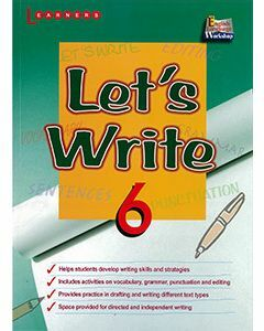 Let's Write Book 6