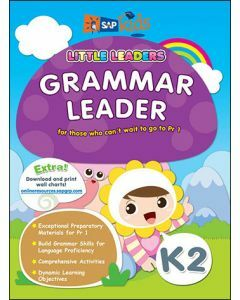 Little Leaders: Grammar Leader K2