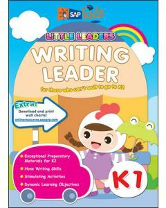 Little Leaders: Writing Leader K1