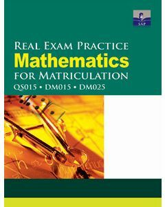 Mathematics for Science Semester 2 (Real Exam Practice for Matriculation)
