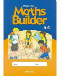 Maths Builder 5A