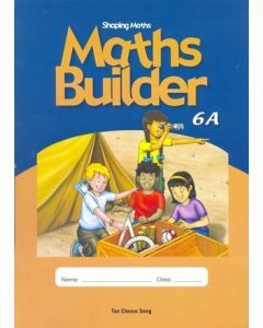 Maths Builder 6A (Temporarily out of stock)