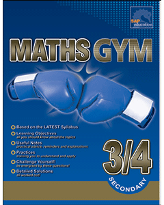 Maths Gym For Secondary 3/4 - for extension students