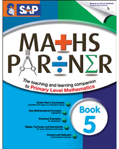 Maths Partner Book 5