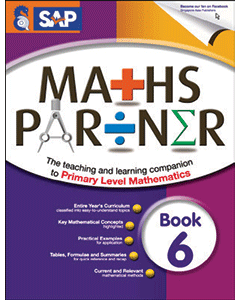 Maths Partner Book 6