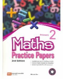 Maths Practice Papers Primary 2 (2nd Edition)