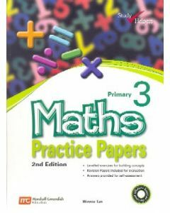 Maths Practice Papers Primary 3 (2nd Edition)