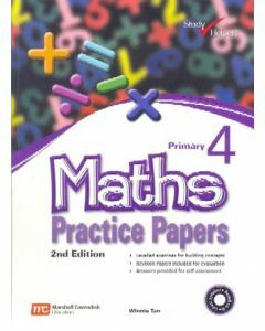 Maths Practice Papers Primary 4 (2nd Edition)