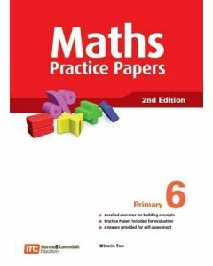 Maths Practice Papers Primary 6 (2nd Edition)