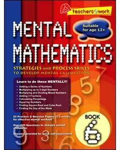 Mental Maths Book 6