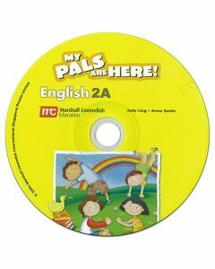 My Pals are Here! English Audio CD 2A (International Edition)