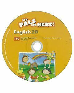 My Pals are Here! English Audio CD 2B (International Edition)
