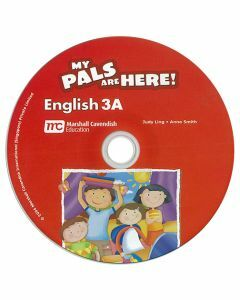 My Pals are Here! English Audio CD 3A (International Edition)