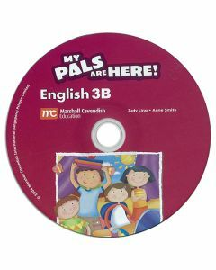 My Pals are Here! English Audio CD 3B (International Edition)
