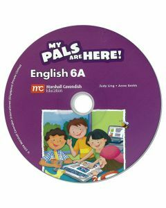 My Pals are Here! English Audio CD 6A (International Edition)