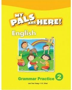 My Pals are Here! English Grammar Practice 2 (International Edition)