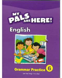 My Pals are Here! English Grammar Practice 6 (International Edition)