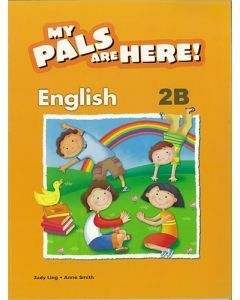 My Pals are Here! English Textbook 2B (International Edition)