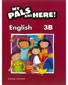 My Pals are Here! English Textbook 3B (International Edition)