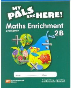 My Pals are Here Maths Enrichment 2B (2E)