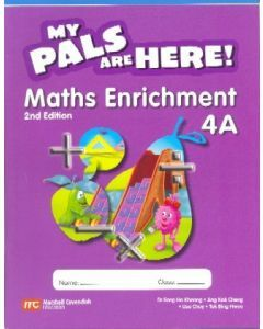 My Pals are Here Maths Enrichment 4A (2E)