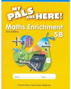 My Pals are Here Maths Enrichment 5B (2E)