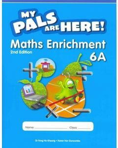 My Pals are Here Maths Enrichment 6A (2E)
