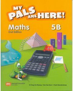 My Pals Are Here Maths Pupils Book 5B (2E)