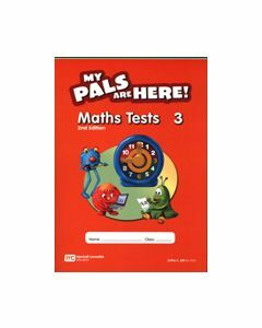 My Pals are Here Maths Tests 3 (2nd Edition)