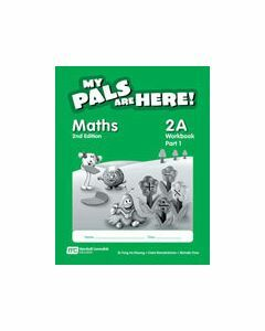 My Pals are Here! Maths Workbook 2A Part 1 (2nd Edition)