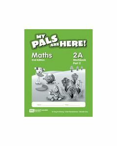 My Pals are Here! Maths Workbook 2A Part 2 (2nd Edition)