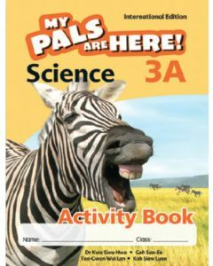 My Pals are Here! Science (International Edition) Activity Book 3A [Temporarily out of stock]