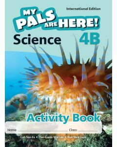 My Pals are Here! Science (International Edition) Activity Book 4B