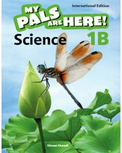 My Pals are Here! Science (International Edition) Textbook 1B