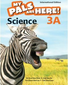 My Pals are Here! Science (International Edition) Textbook 3A