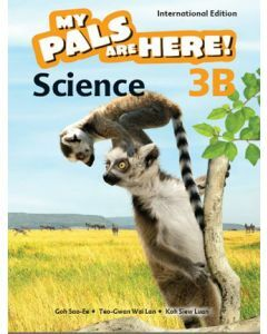 My Pals are Here! Science (International Edition) Textbook 3B