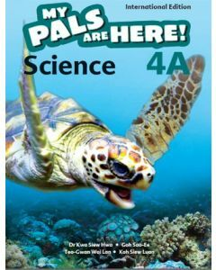 My Pals are Here! Science (International Edition) Textbook 4A