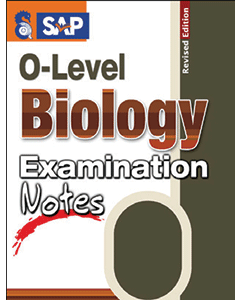 O Level Biology Examination Notes