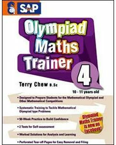 Olympiad Maths Trainer 4