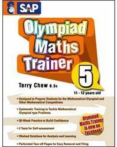 Olympiad Maths Trainer 5