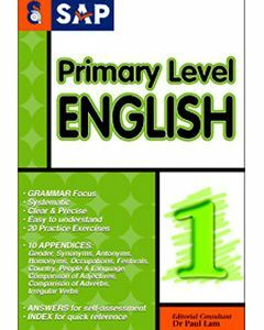 Primary Level English 1