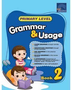 Primary Level Grammar & Usage Book 2