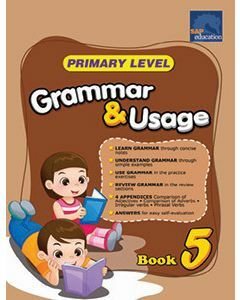 Primary Level Grammar & Usage Book 5