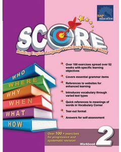 Primary Level SCORE Workbook 2 (NEW)