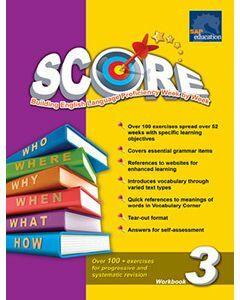 Primary Level SCORE Workbook 3 (NEW)