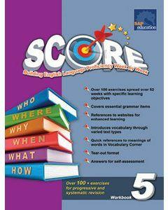 Primary Level SCORE Workbook 5 (NEW)
